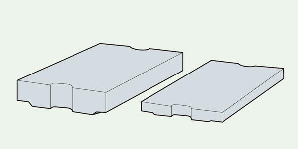 鉄筋コンクリートU型蓋