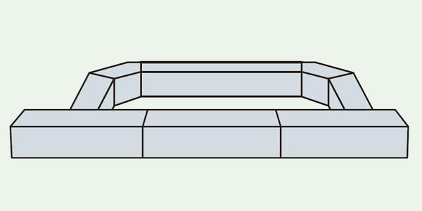 植樹桝ブロック・境界表示杭